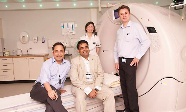 Hospital Scanner is First in the Region