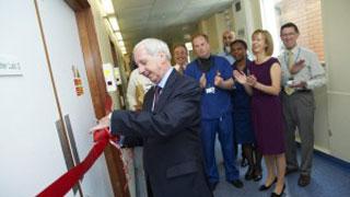 Super new heart laboratory opens at Heartlands Hospital