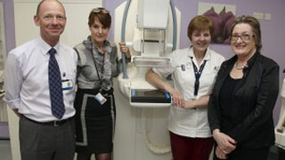 Boost for breast cancer screening at Good Hope Hospital