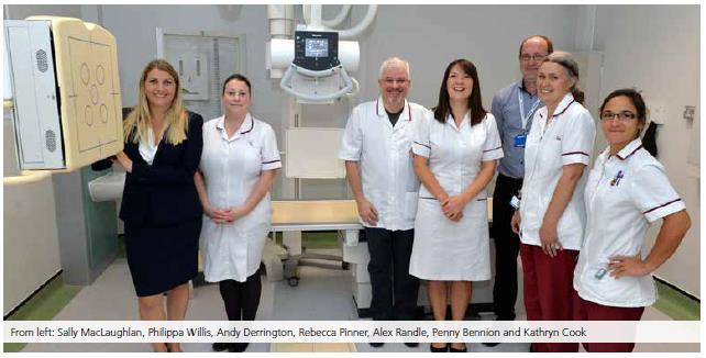 £3 million investment to provide best in patient care